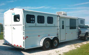 Horse Trailer World Used And New Trailers For Sale