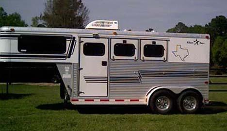 Amazing Horse Trailer Weekender Floor Plans Pictures - Exterior ...