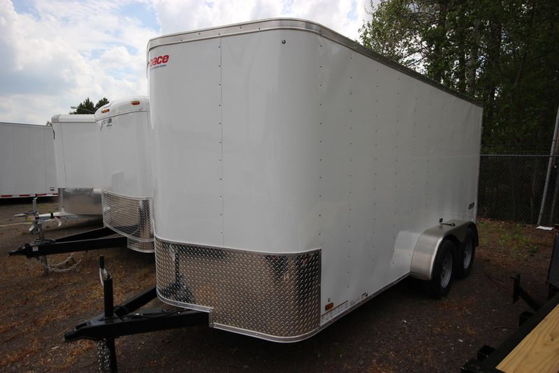 Used Pace American Trailers For Sale In North Carolina 8