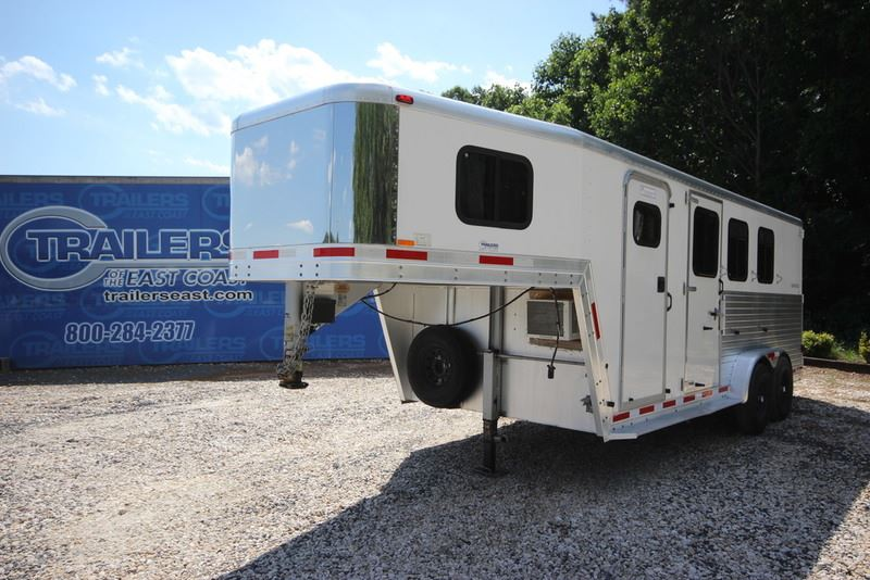 trailer 1162184 1 kiefer built used horse trailer dealer, listings by horse trailer  at bakdesigns.co