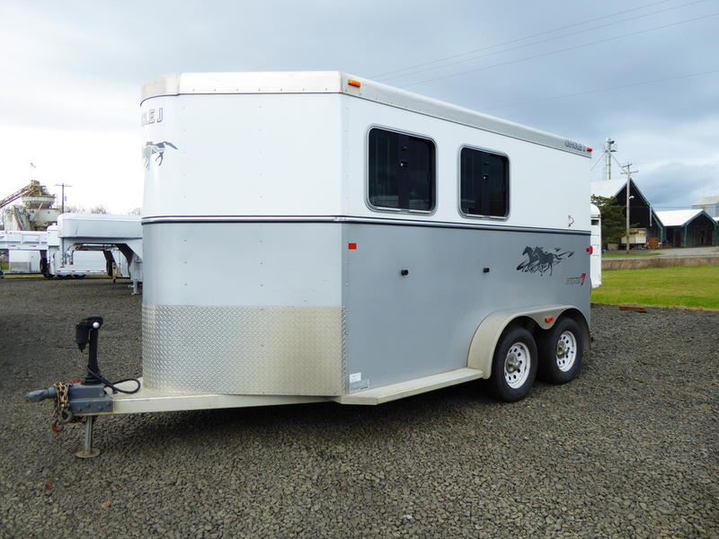 Used Circle J Trailers For Sale