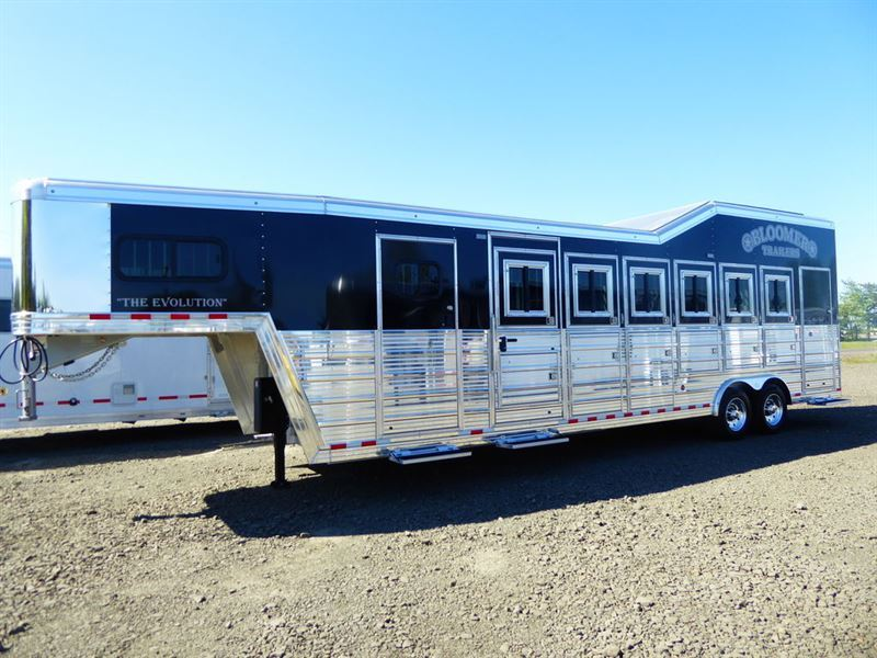 Bloomer Trailers For Sale