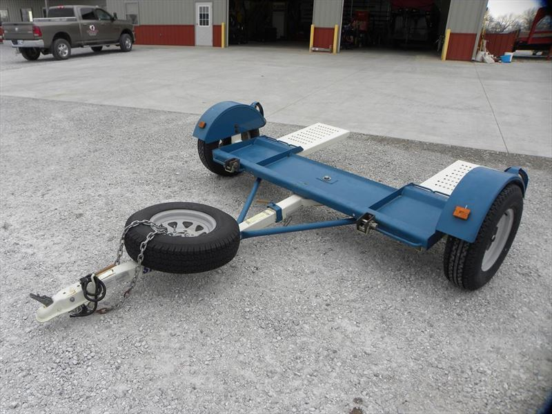 2009 Stehl car dolly