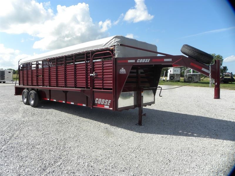 Coose Trailers For Sale