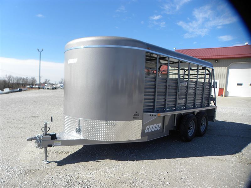 Used Coose Stock trailers for sale - TrailersMarket.com