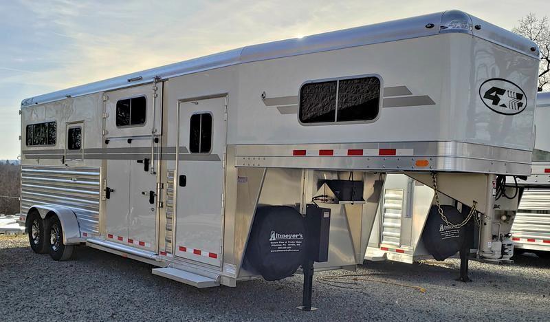 4 Star Horse Trailers For Sale On Craigslist - Elizabeth