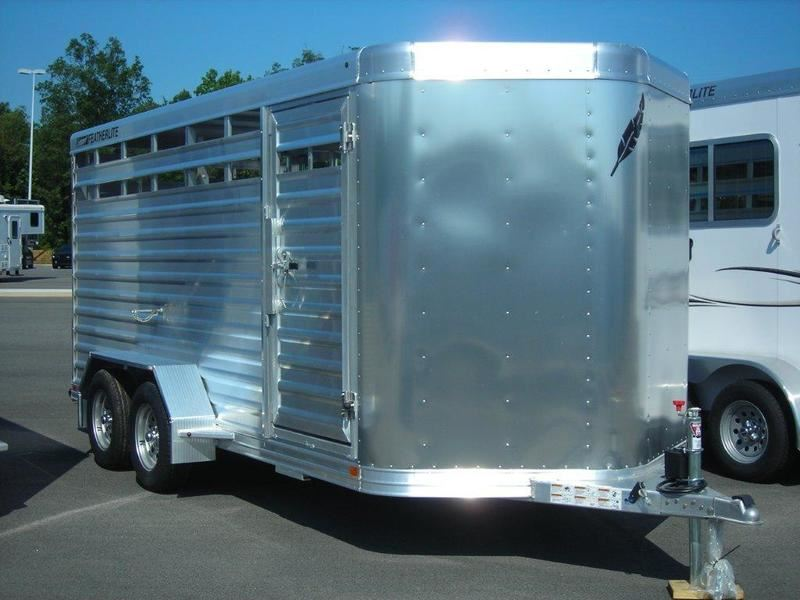Used Stock trailers for sale in NC - TrailersMarket.com
